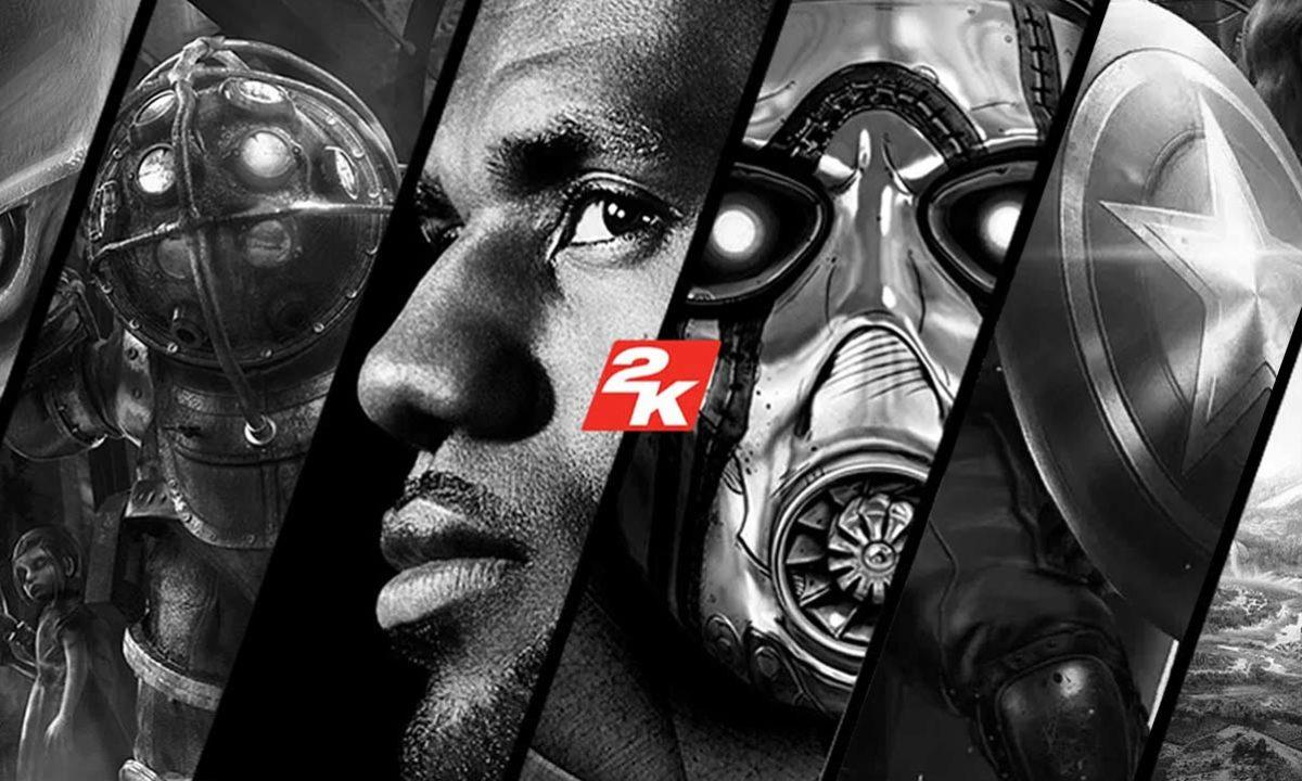 2K Games filtración juegos E3 2021