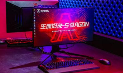 AOC AG274QXM AGON Monitor gaming mini led