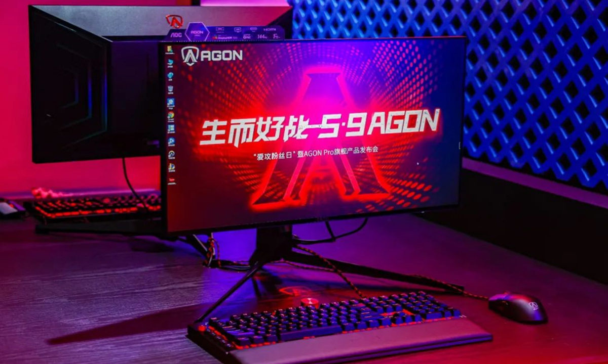 AOC AGON AG274QXM incorpora un panel IPS Mini LED a 170Hz y DisplayHDR 1000