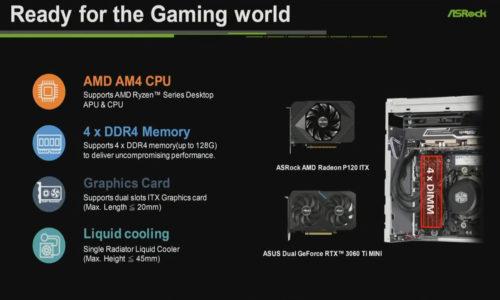 ASRock Radeon P120 ITX