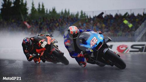 Análisis MotoGP 21 PS5