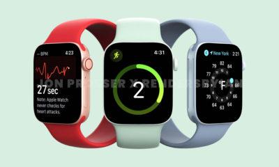 El Apple Watch Series 7 tendrá una batería más grande