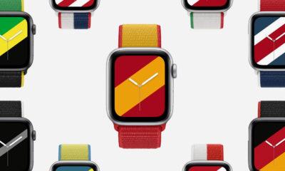 Apple Watch correa bandera Sport Loop Colección Internacional