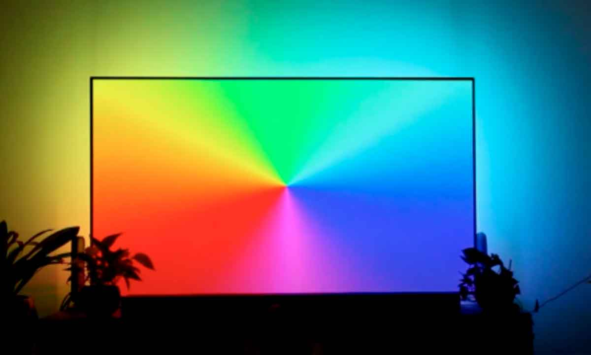 Televisor retroiluminado: cómo crearlo tú mismo