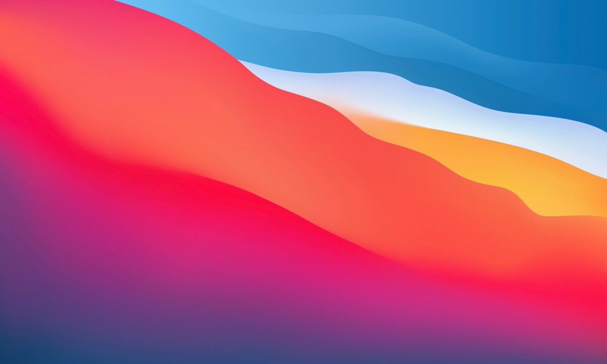 Wallpapers de macOS - BigSur