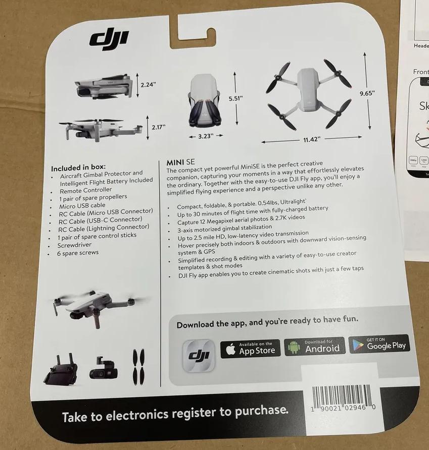 DJI Mini SE, un drone para todos los presupuestos 32