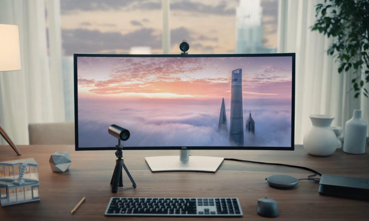 Dell UltraSharp Webcam 4K UDH