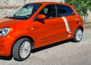 Renault Twingo Electric, medidas 244