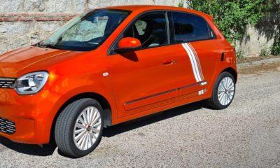 Renault Twingo Electric, medidas 16
