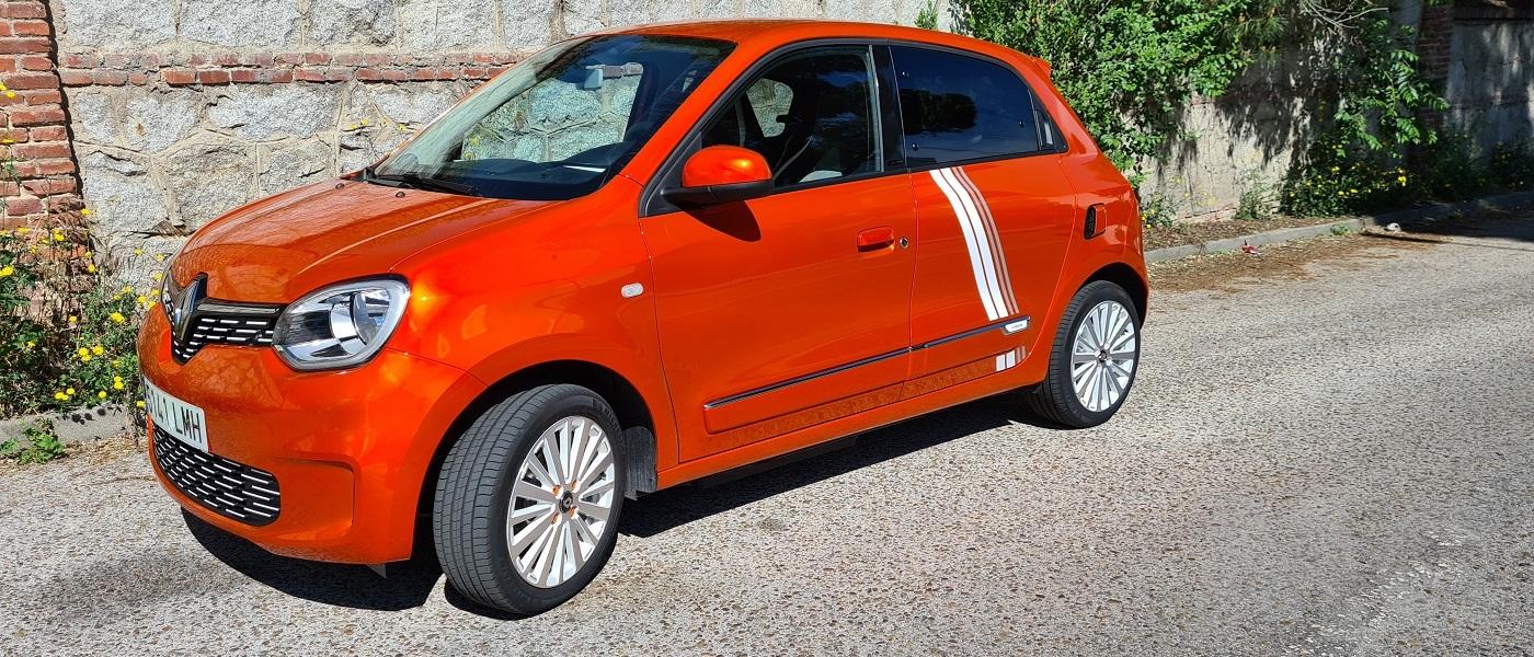 Renault Twingo Electric, medidas 29
