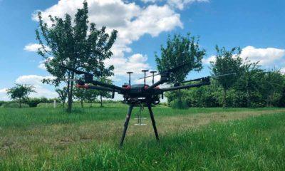 Un dron que te escucha gritar