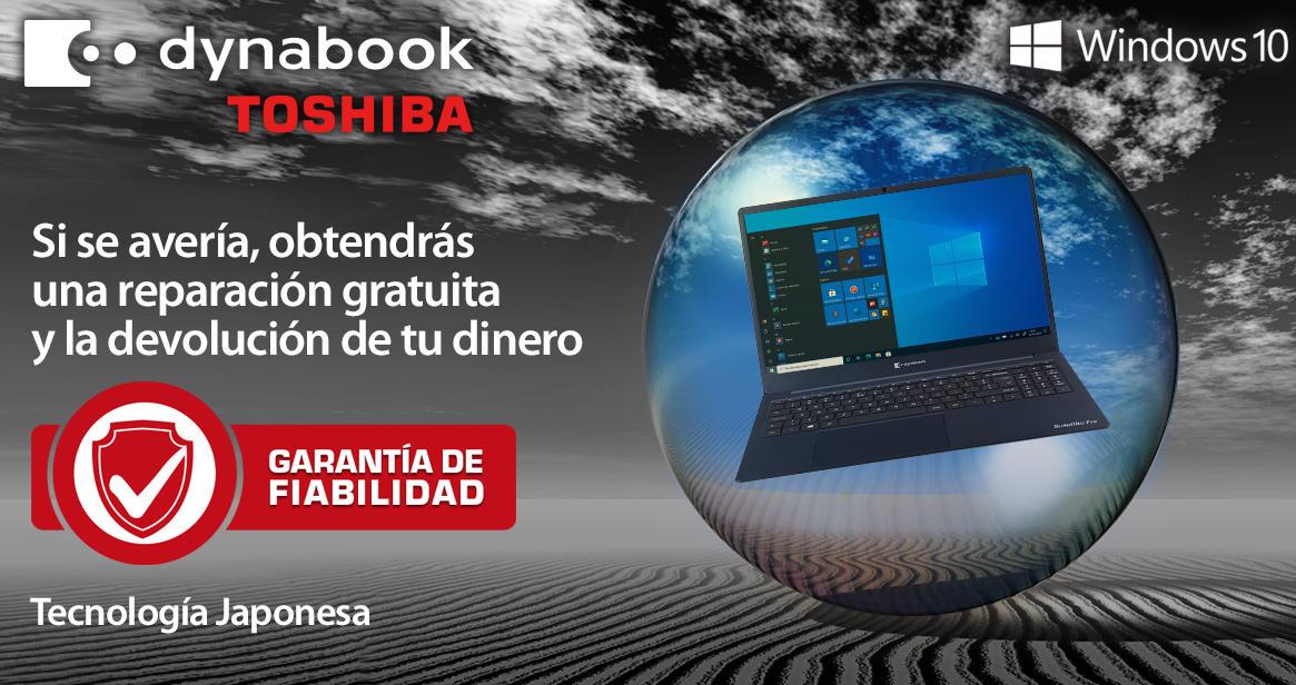 Dynabook-Toshiba: una marca mítica japonesa, garantía de fiabilidad y valor añadido 34