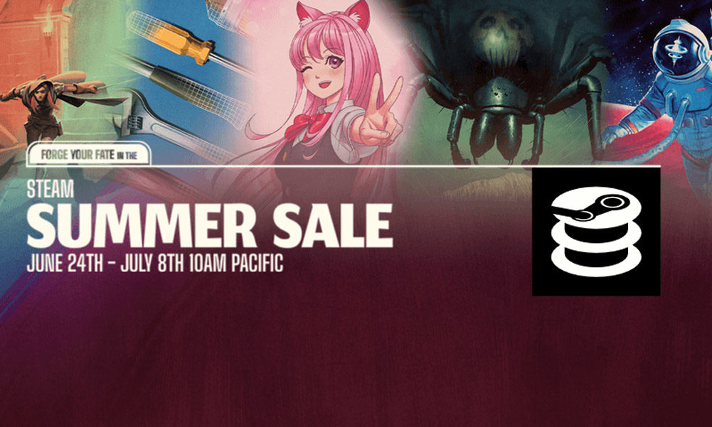 Fecha Rebajas de verano Steam Summer Sales