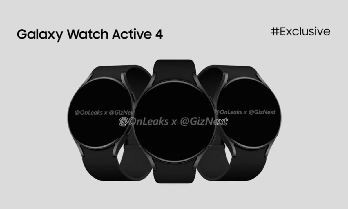 Filtración diseño Galaxy Watch Active 4