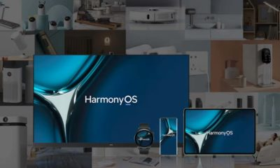 Huawei HarmonyOS 2 Sistema Operativo IoT