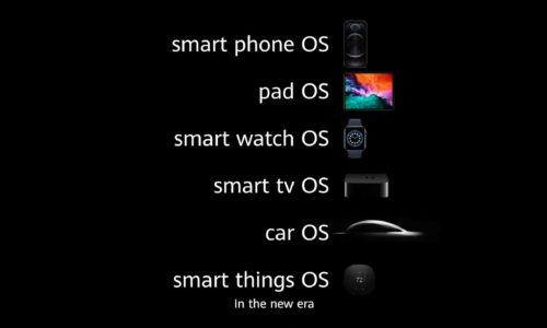 Huawei HarmonyOs IoT