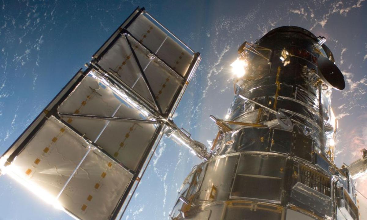 El fallo de una computadora de la década de los 80 mantiene inactivo al Hubble