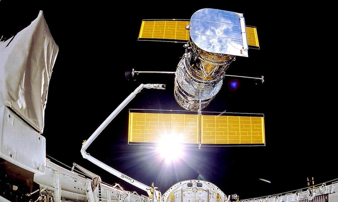 Hubble averiado