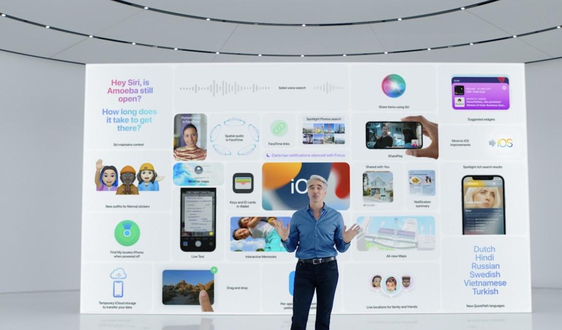 Apple iOS 15, así es el nuevo sistema operativo móvil de Apple 48