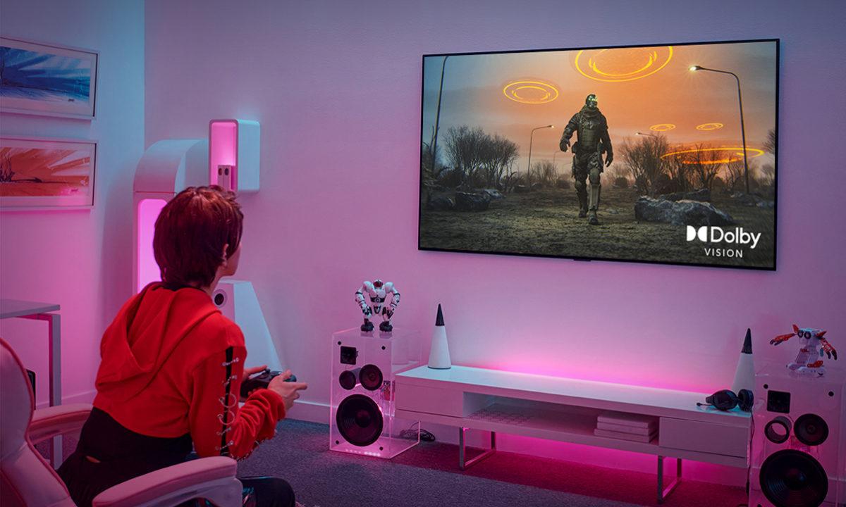 LG OLED TV Dolby Vision 4K 120Hz