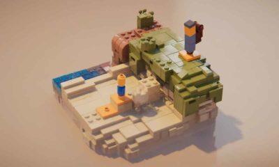 LEGO Builder's Journey llegará el 21 de junio a PC y Nintendo Switch