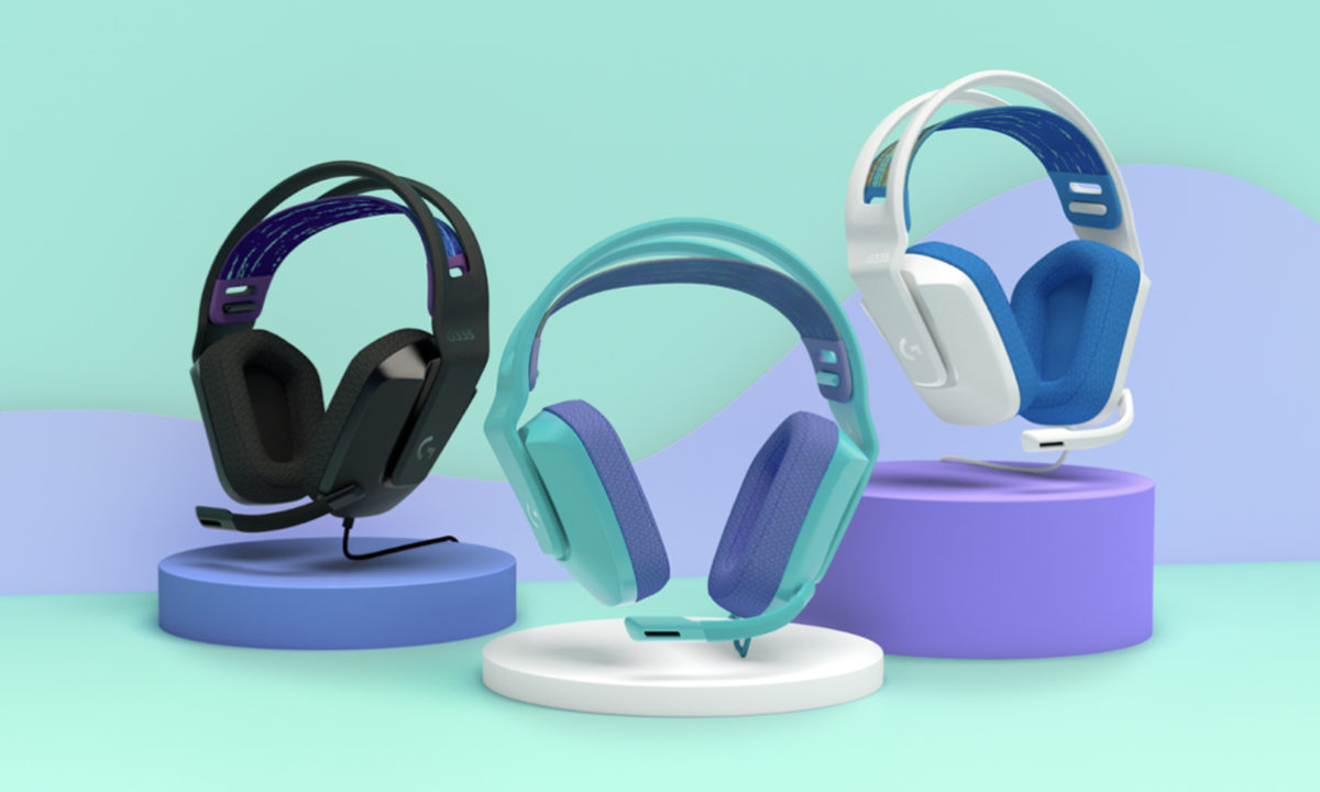 Logitech G335 Auriculares Gaming Colores
