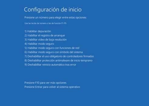 Cómo se accede y para qué se usa el modo seguro de Windows 10 33