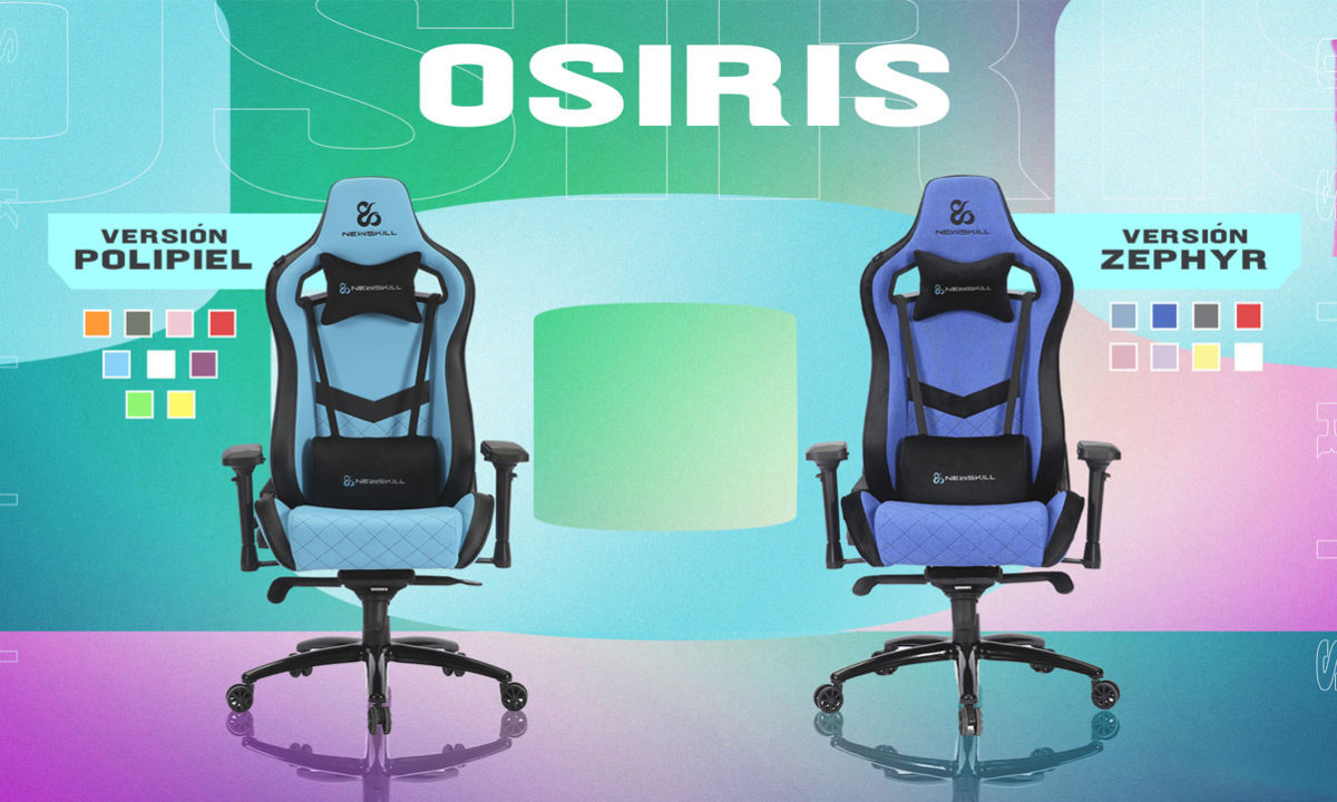 Newskil Osiris Zephyr Sillas gaming