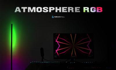 Newskill Atmosphere luz ambiental RGB