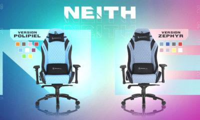 Newskill Neith silla gaming colores
