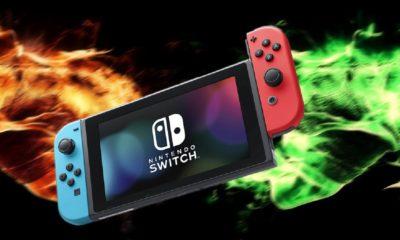 Nintendo Switch Pro AMD NVIDIA
