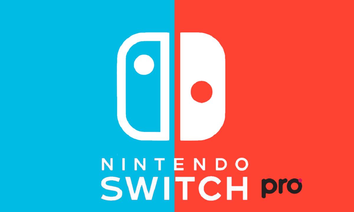 Nintendo Switch Pro portada