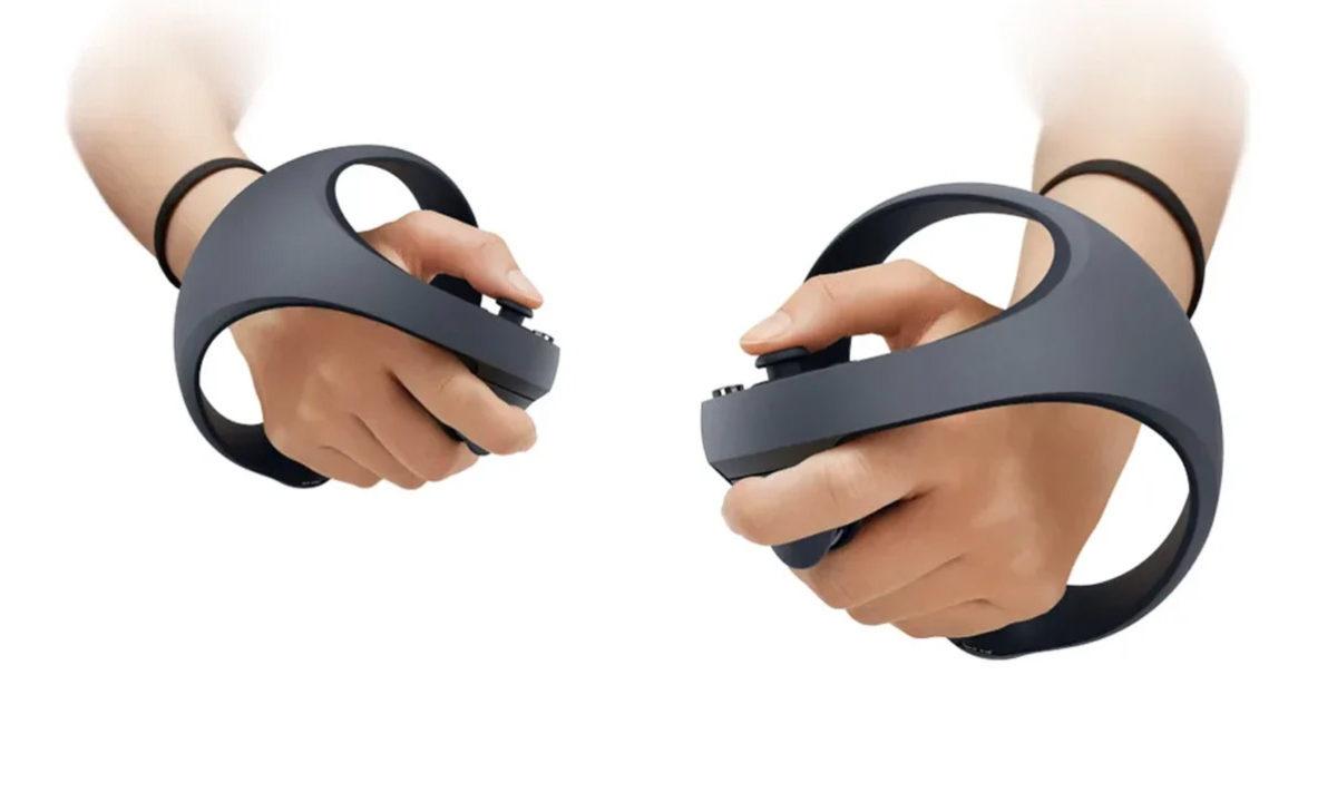 PSVR 2 trackpads PS5