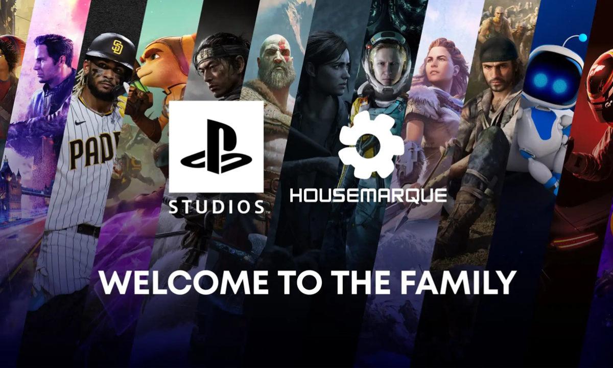 PlayStation Studios adquiere Housemarque y Bluepoint