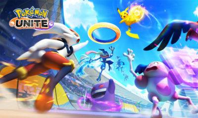 Pokémon Unite tráiler fecha lanzamiento verano julio