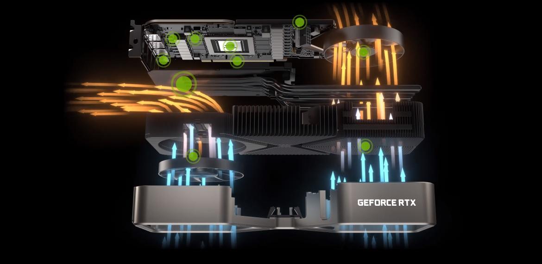 GeForce RTX 3080 Ti, análisis: Mirando a lo más alto 33