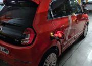 Renault Twingo Electric, medidas 152