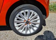 Renault Twingo Electric, medidas 158