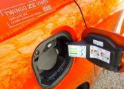 Renault Twingo Electric, medidas 162