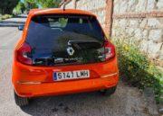 Renault Twingo Electric, medidas 164
