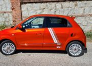 Renault Twingo Electric, medidas 70
