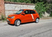 Renault Twingo Electric, medidas 170