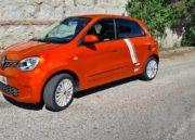 Renault Twingo Electric, medidas 74
