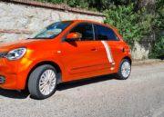 Renault Twingo Electric, medidas 174