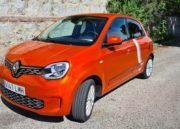 Renault Twingo Electric, medidas 78