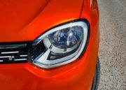 Renault Twingo Electric, medidas 180