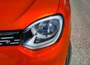 Renault Twingo Electric, medidas 82
