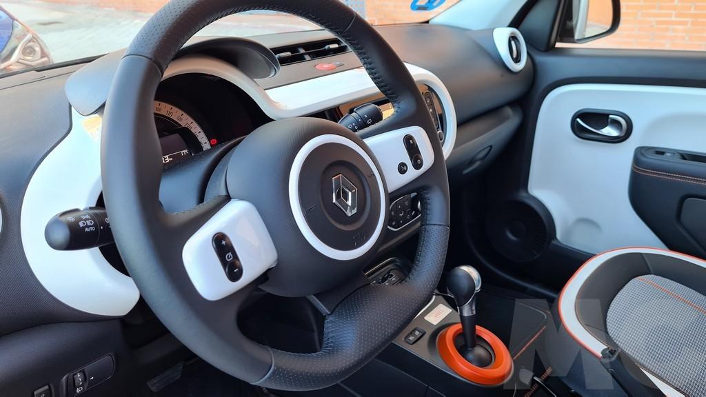 Renault Twingo Electric, medidas 36