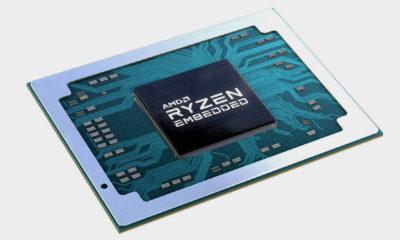 Ryzen Embedded V3000