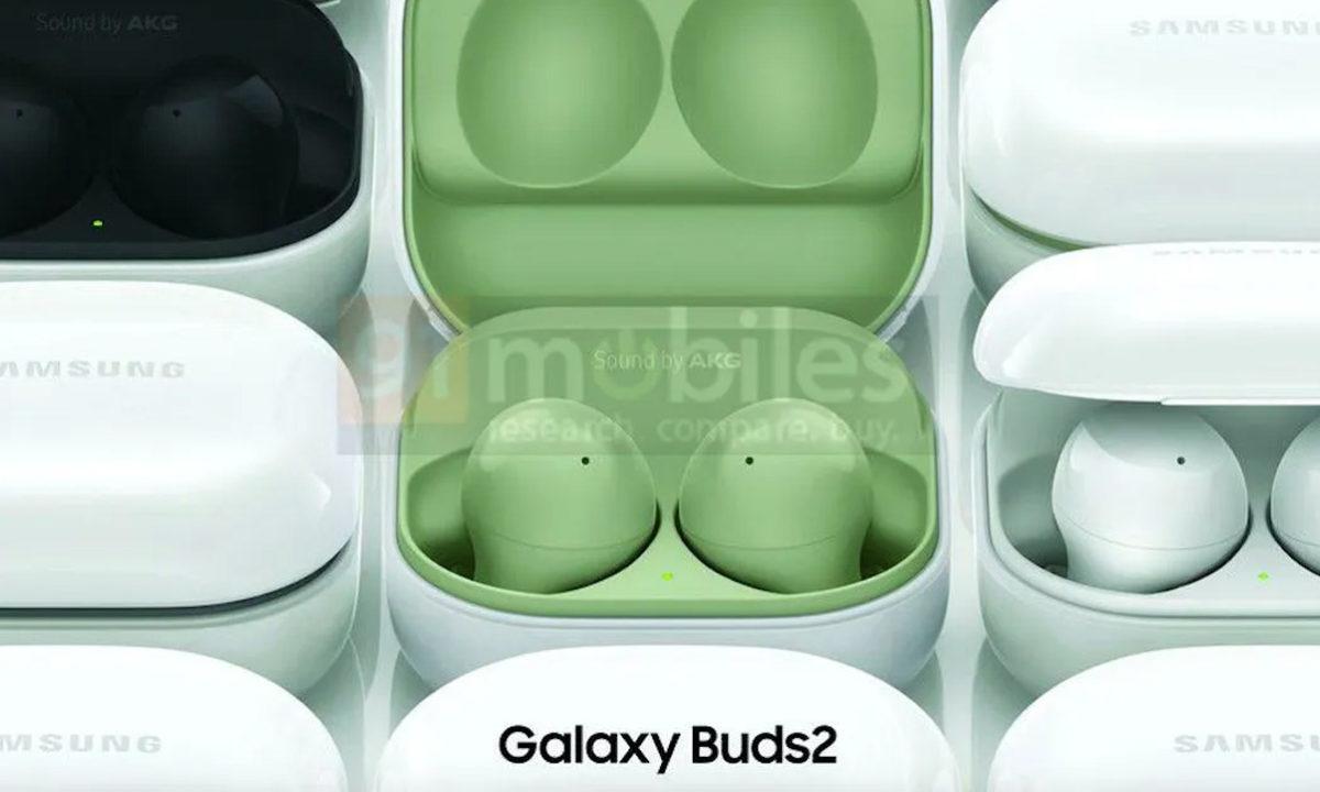 Samsung Galaxy Buds2 filtración